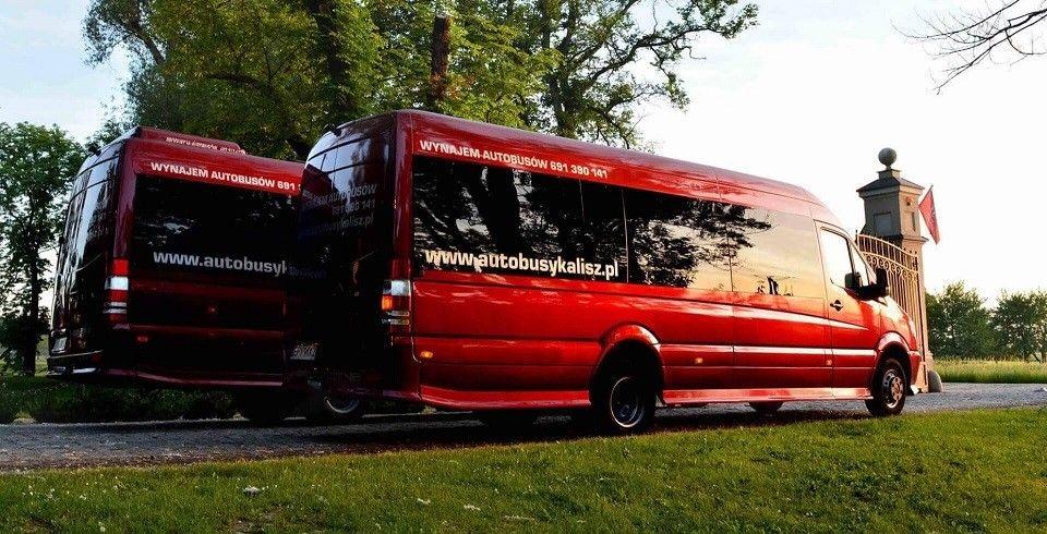 Wynajem busów i przewóz osób - AutobusyKalisz.pl